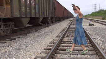 Collaboration with videographer Ana Baer