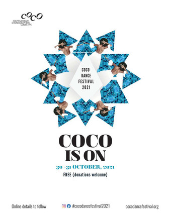 Official selection COCO Dance Festival Online 2021, Trinidad and Tobago