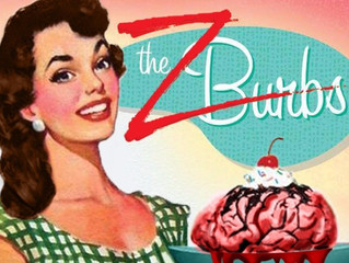 Zombies live in 'The ZBurbs'