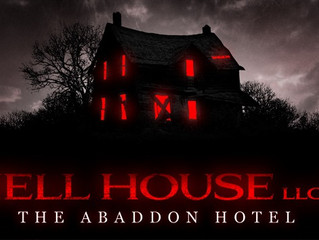 Poster and Trailer Revealed for 'Hell House LLC II –The Abaddon Hotel'