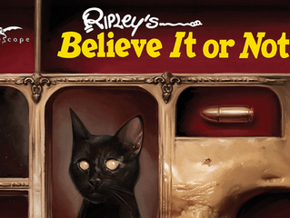 Ripley's Believe It or Not! Graphic Novels to Debut in Partnership with Zenescope Entertainment