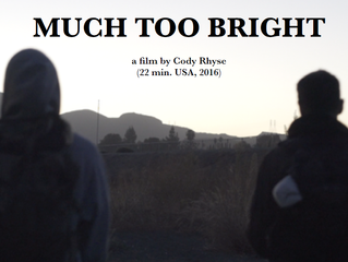 Watch: Much too Bright