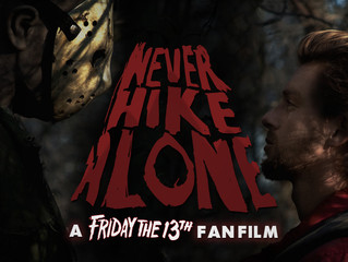 Bringing Horror Home- Never Hike Alone Comes to Home Video!