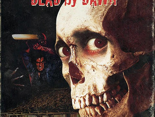 Dead by Dawn! Escape from the Evil Dead this July!