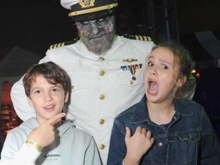 The Queen Mary's Dark Harbor Unleashes Ultimate Choose Your Own MEGA HAUNT