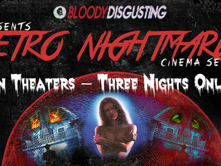 """Retro Nightmares"" Brings Campy Fun Back to Theaters Nationwide this September"