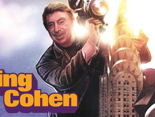 KING COHEN COMES TO VOD