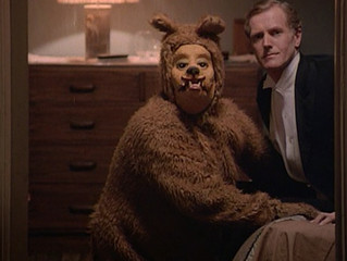 Watch: The Shining's Man In The Bear Suit Decoded