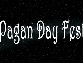 Magik Is In The Air At Pagan Day Fest