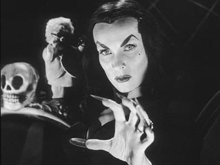 Women In Horror Month: Vampira