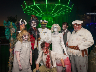 Queen Mary's Dark Harbor Unveils Maze, 10th Anniversary Celebration at Midsummer Scream