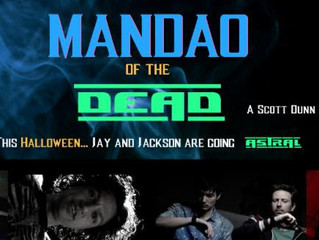 Mandao of the Dead Exclusively on Amazon