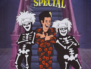 David S. Pumpkins Special: A Tom Hanksgiving Treat