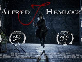 A Short Trip Down a Long, Dark Alley - A Year of Alfred J. Hemlock