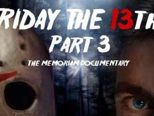 Friday the 13th Part 3: The Memoriam Documentary Follow-Up Interview