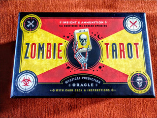 Board to Death- The (Almost) Occult Power of the Zombie Tarot