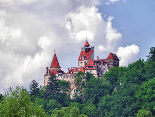 Spend a Night In Dracula's Castle
