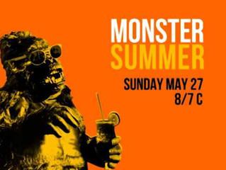COMET TV MONSTER SUMMER LINEUP