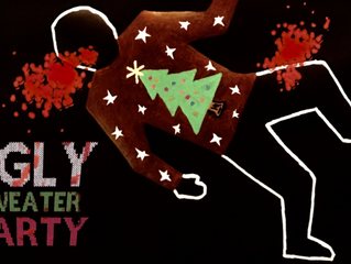 Ugly Sweater Party Brings Horror Home for the Holidays