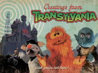 Felt and Fright - An Interview with the Mad Minds Behind Transylvania TV