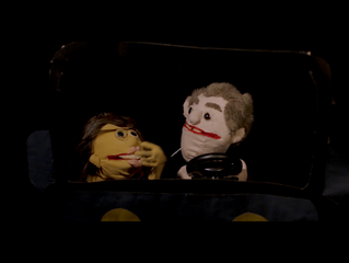 Murder Puppets and Awkward Conversation in Francis Makes a Friend