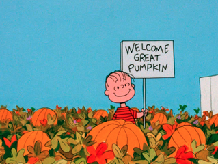 """It's the Great Pumpkin Charlie Brown"" Turns 50"