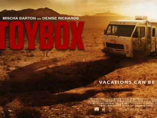 Denise Richards & Mischa Barton Battle a Haunted RV In The ToyBox