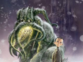 Animated H.P. Lovecraft film casts Ron Perlman and Christopher Plummer