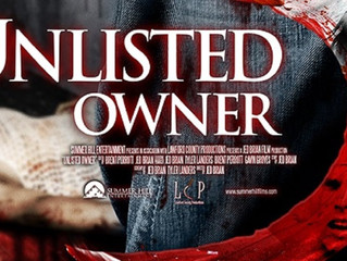 Unlisted Owner Comes to Blu-Ray with Behind the Scenes Footage and Much More