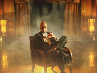 The Queen Mary Welcomes Master Magician and  Apparitionist Aiden Sinclair