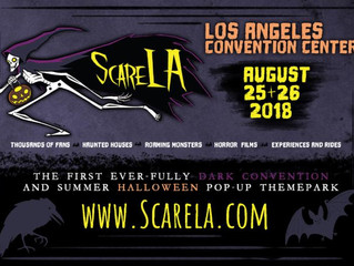 ScareLA Launches First Halloween Pop-up Theme Park!