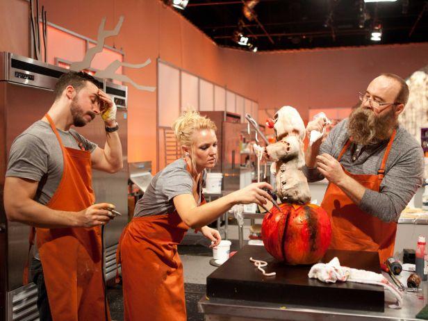 Halloween Wars: Season Six debuts On Food Network In October   52 ...