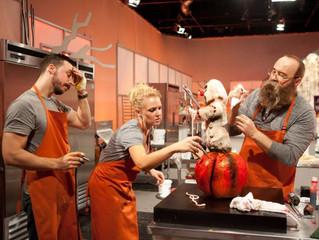 Halloween Wars:  Season Six debuts On Food Network In October