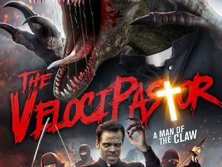 Velocipastor: Jurassic Priest vs Ninjas...Need I Say More?