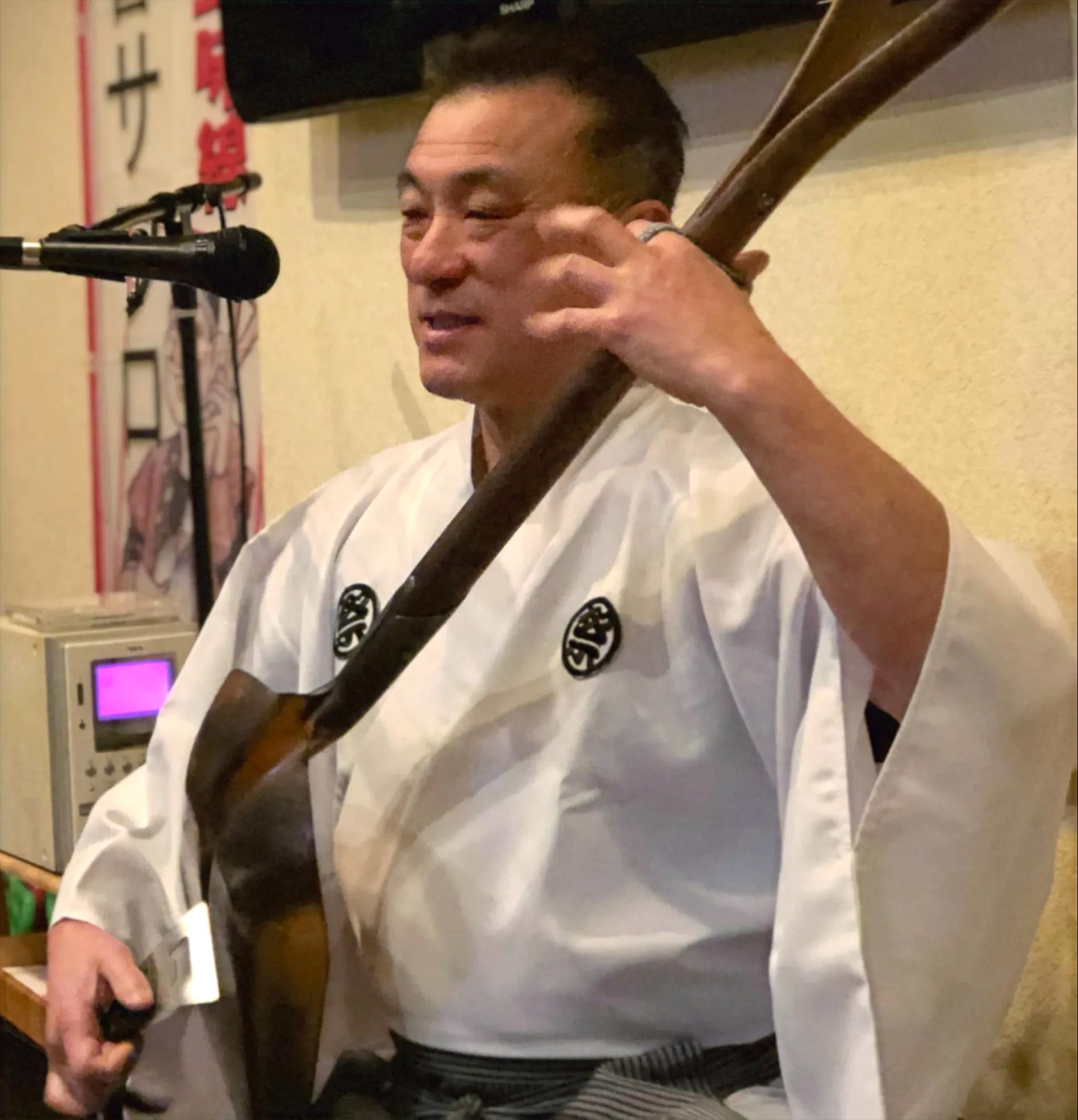 マスター サフロ吉崎
