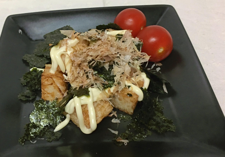 長芋の磯マヨ