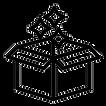 magic-open-box-line-icon-box-with-stars-