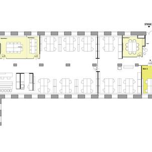 B38 Grundriss Vermietungsplan