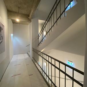 B38 Stiegenaufgang