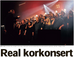 Real korkonsert i Rakkestad!