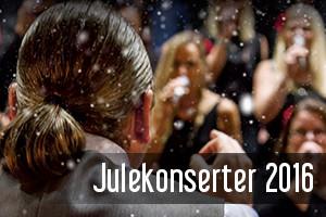 Julekonsert 2016