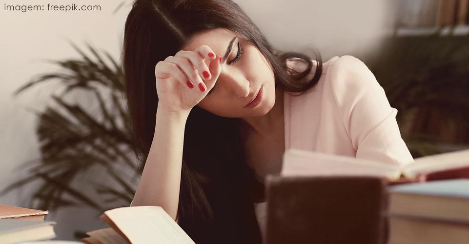 fadiga pode ter causa no estilo de vida pouco saudável