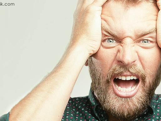 Problemas que o excesso de raiva pode causar e como melhorar com a Terapia Cognitivo Comportamental