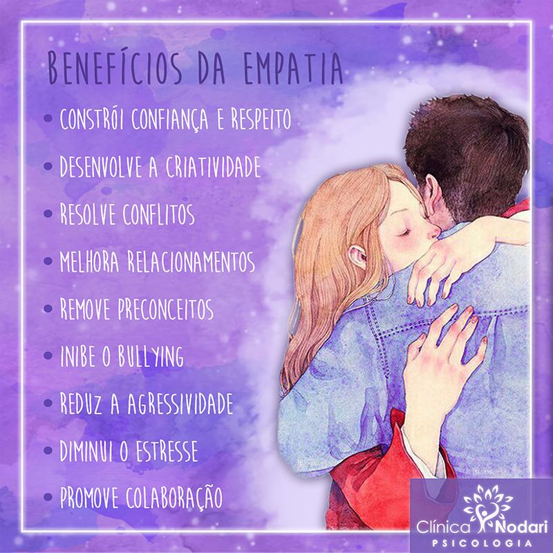 Lista de benefícios da empatia