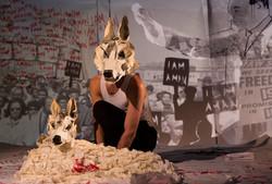 White Dog (c) Vincent Muteau