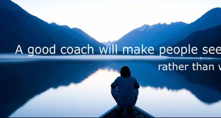 Why do I need a life Coach?