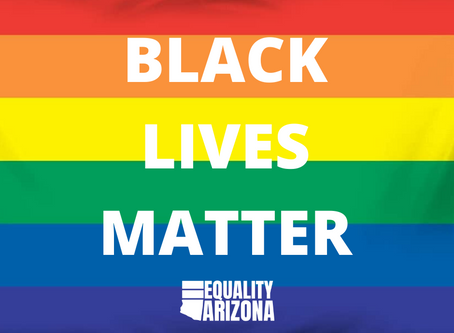 Black Lives Matter - A Pride Message From EQAZ