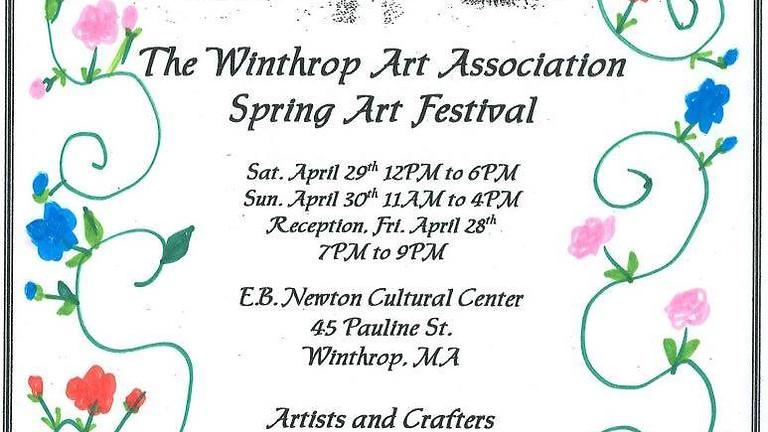 Exhibit: Winthrop Art Assoc., Spring Art Festival