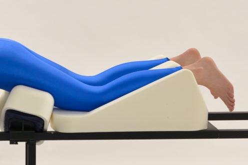 Prone Leg Supports