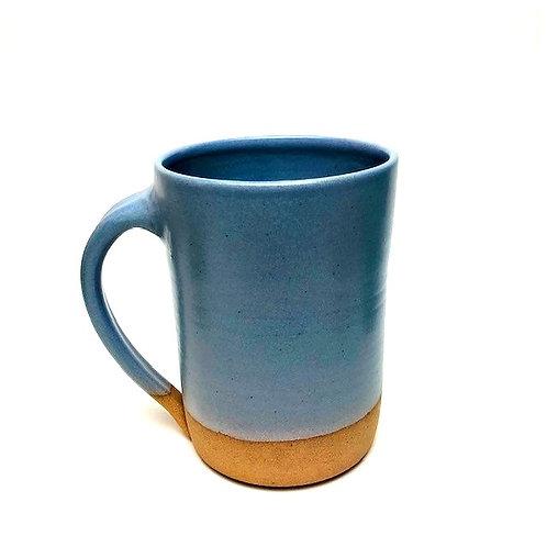 Monashee Pottery - handle mug lilac purple